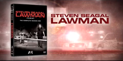 Steven Segal Lawman
