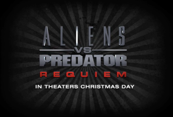 Alien vs Predator promotion